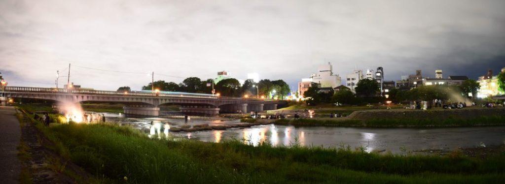 鴨川デルタ