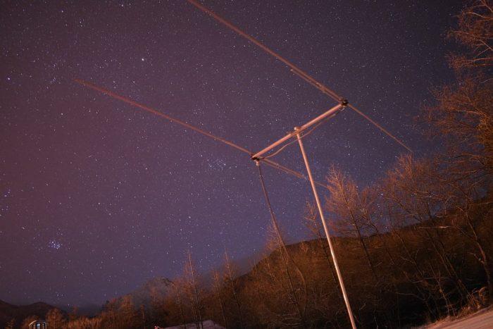 流星電波観測